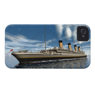 Titanic ship iPhone 4 case