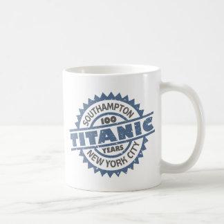 Titanic Sinking 100 Year Anniversary Basic White Mug