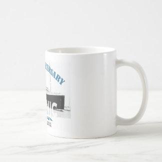 Titanic Sinking 100 Year Anniversary Coffee Mugs