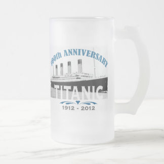 Titanic Sinking 100 Year Anniversary Coffee Mug