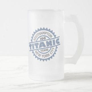 Titanic Sinking 100 Year Anniversary Mug