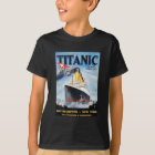 Titanic White Star Line - World's Largest Liner T-Shirt