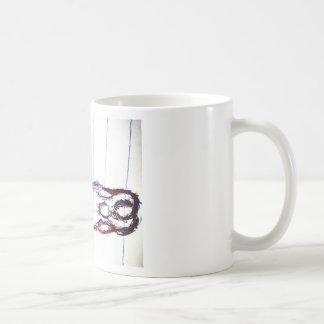 Titanium Graphene Coated, Diamond Doped Drill Coffee Mug