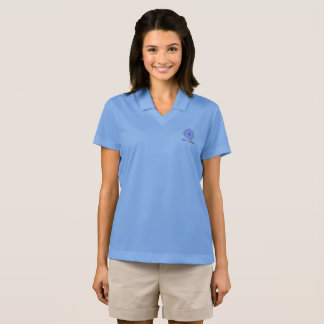 Titanium Science is for Girls Polo Shirt