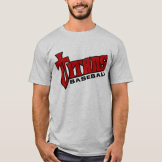 Titans Baseball 2012 T-Shirt