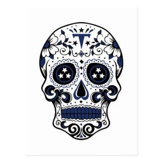 Titans Sugar Skull Postcard