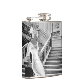 Titantic after life hip flask