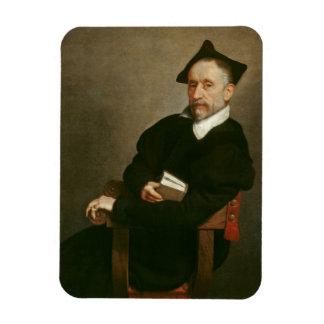 """""""Titian's Schoolmaster"""", c. 1575 Magnet"""