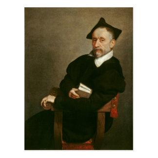 """""""Titian's Schoolmaster"""", c. 1575 Postcard"""