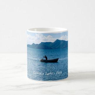 Titicaca Lake - Peru Coffee Mug