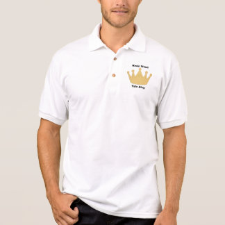 Title King, Kevin Wood Polo Shirt