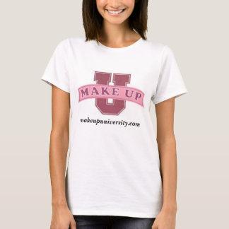 title_muu_logo, makeupuniversity.com T-Shirt