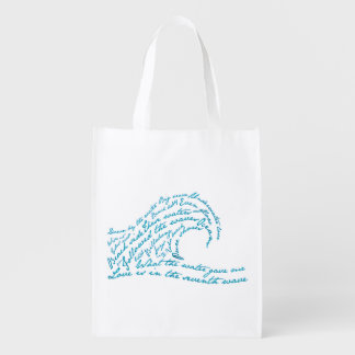Title Wave case Market Totes