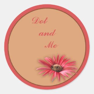 Titled Daisyc sticker