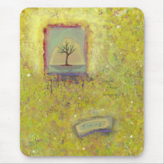Titled:  (In Motion) Timing - growth tree Spring Mouse Pad
