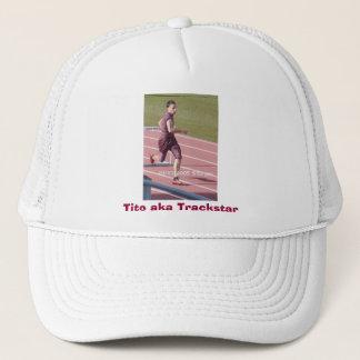 tito2, Tito aka Trackstar Trucker Hat