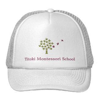 Titoki Montessori School Hat