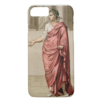 Titus, costume for 'Berenice' by Jean Racine, from iPhone 7 Case