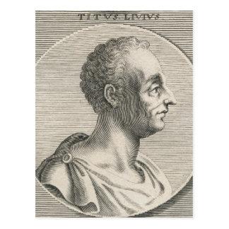 Titus Livius Carte Postale