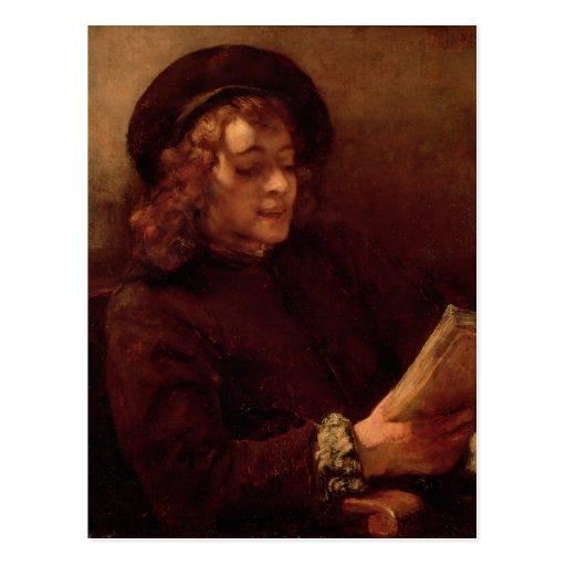 Titus Reading, c.1656-57 Post Cards