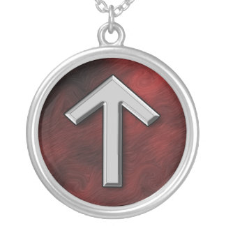 Tiwaz Silver Plated Necklace
