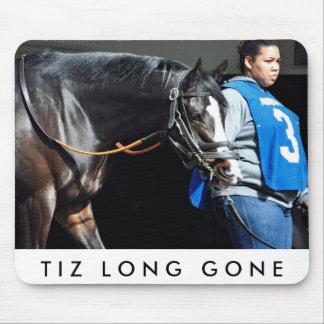 Tiz Long Gone Mouse Pad