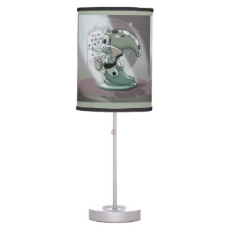 TIZAR ALIEN MONSTER TABLE LAMP 2