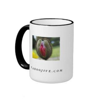 TJ Flower Coffee Mug