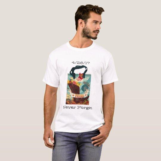 TJ memorial #2 T-Shirt