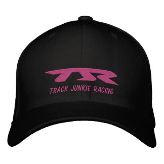 TJR Caps Hot Pink Stich for the Ladies
