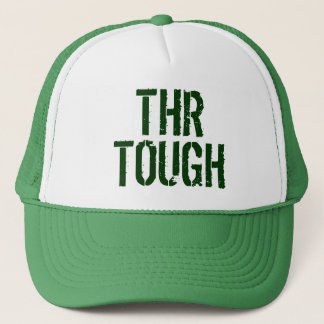 """TKR TOUGH"" Trucker Cap"
