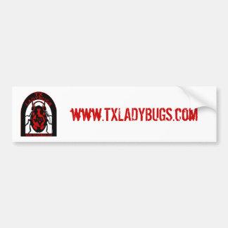 TLB URL Bumper Sticker
