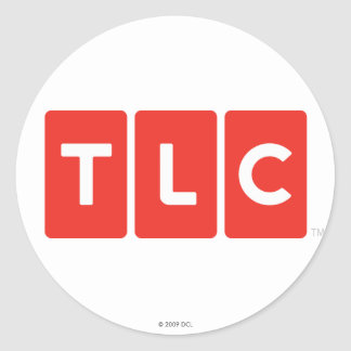 TLC Network logo Sticker
