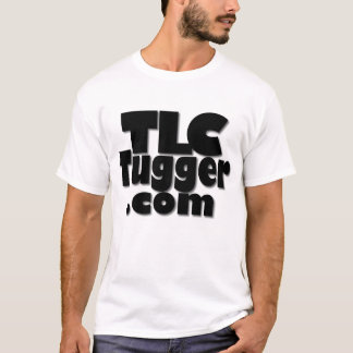 TLC Tugger logo - light or dark shirt