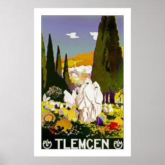 Tlemcen Algeria Poster