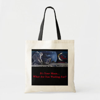 TLI Astronaut Bags and Totes