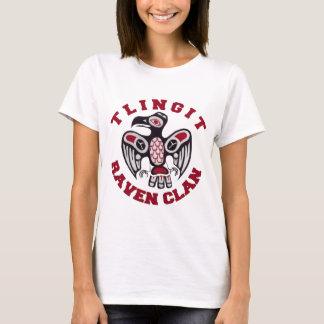 Tlingit Raven Clan T-Shirt
