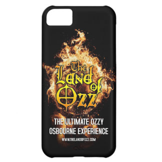 TLOO 'Flaming Earth' iPhone 5c Case