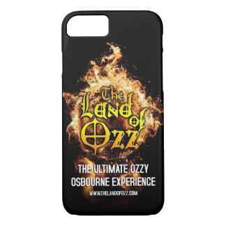 TLOO 'Flaming Earth' iPhone 8/7 Case