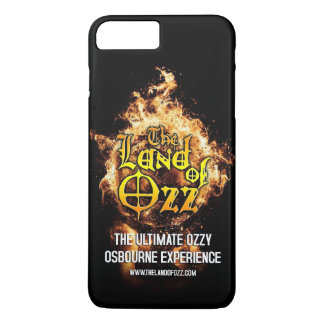 TLOO 'Flaming Earth' iPhone 8/7 Plus Case