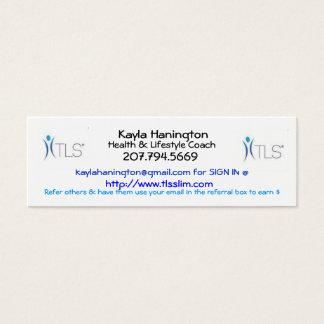 TLS MINI BUSINESS CARD