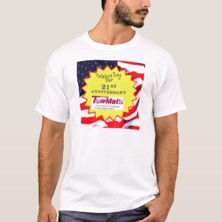 TM 21st Anniversary Promotional Materials T-Shirt