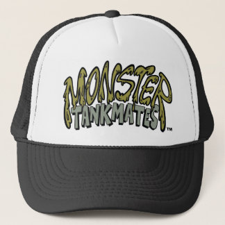 TM Monster logo trucker hat
