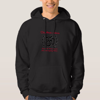 TMA-DECAL, The Music Artists, Music is the Vibr... Hoodie