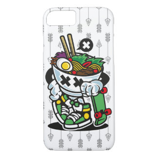 TMB Ramen Skater Dude White iPhone 8/7 Phone Case