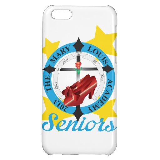 TMLA Senior design Case For iPhone 5C