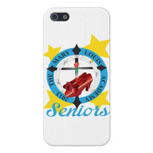 TMLA Senior design iPhone 5 Case