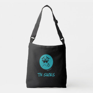 TN Sucks Crossbody Bag