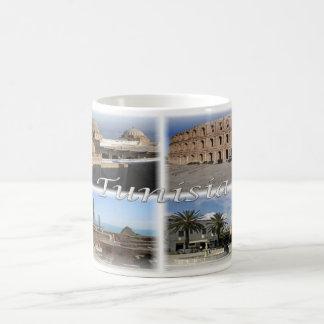 TN  Tunisia - Coffee Mug
