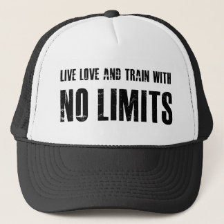 TNB Slogan Apparel Trucker Hat